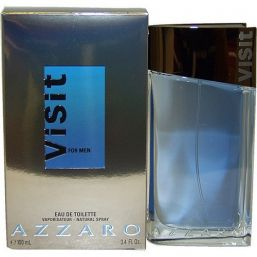 Azzaro Visit 100 ml men