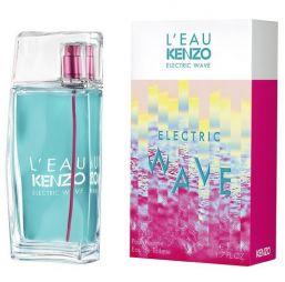 Kenzo L'Eau par Kenzo Electric Wave pour Femme 100 ml