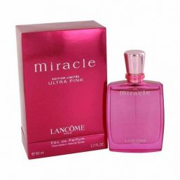 Lancome Miracle Ultra Pink woman edp 50 ml