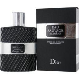 Christian Dior Eau Sauvage Extreme intense men edt 100 ml