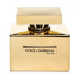 Dolce&Gabbana The One Gold Limited Edition woman edp 75ml