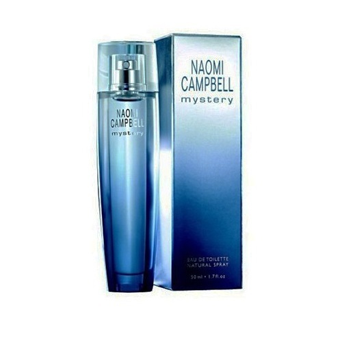 Naomi Campbell Mystery woman edt 75 ml