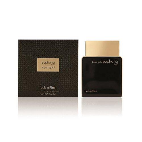 Calvin Klein Liquid Gold Euphoria Men 100 ml