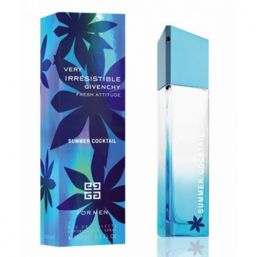 Givenchy Very Irresistible Fresh Attitude Summer Coctail for Men 100 ml