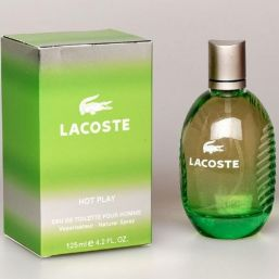 Lacoste Hot Play 125 ml