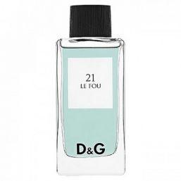 Dolce&Gabbana №21 Anthology Le Fou men edt 100 ml